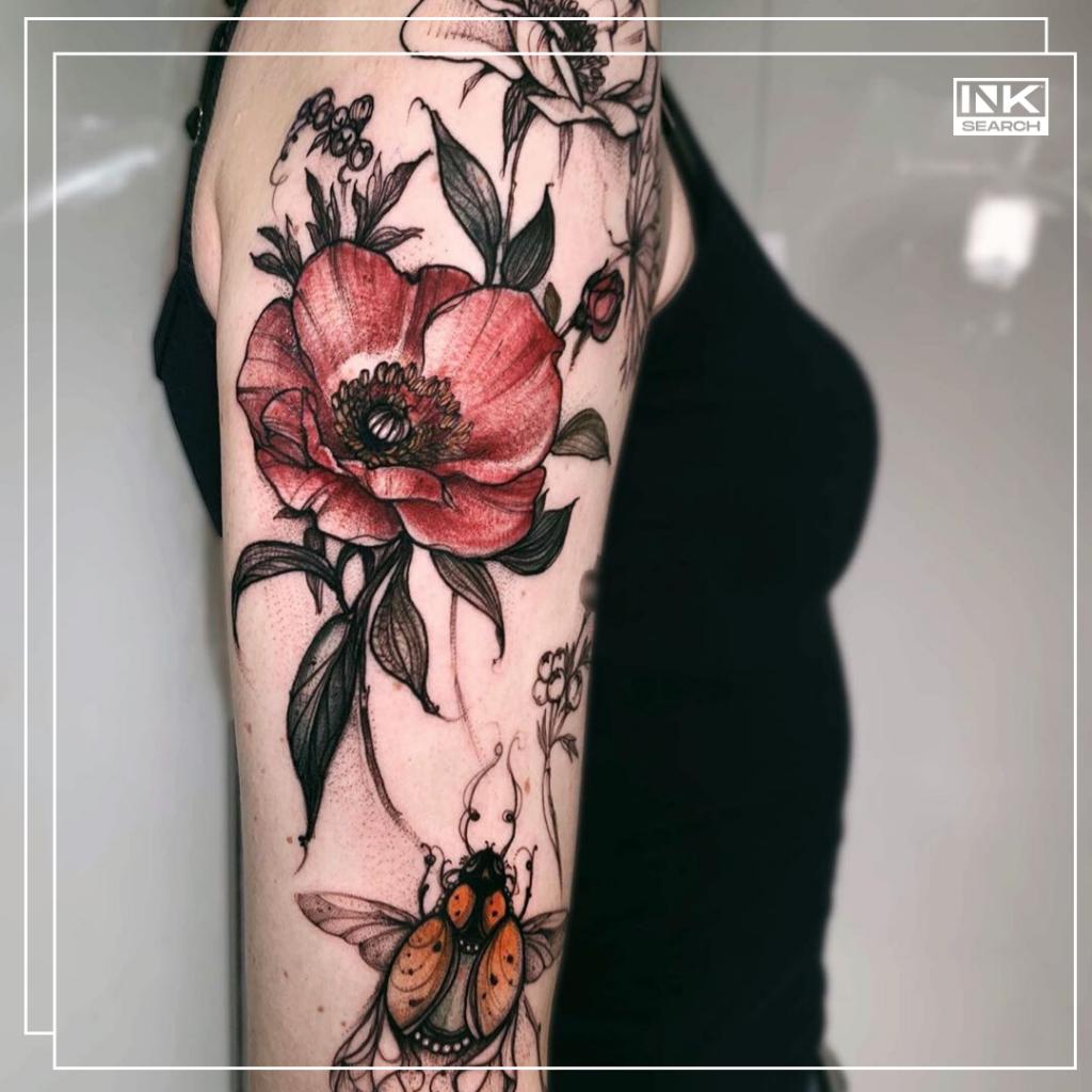 Magdalena Pliszka Tattoo InkSearch tatuaż